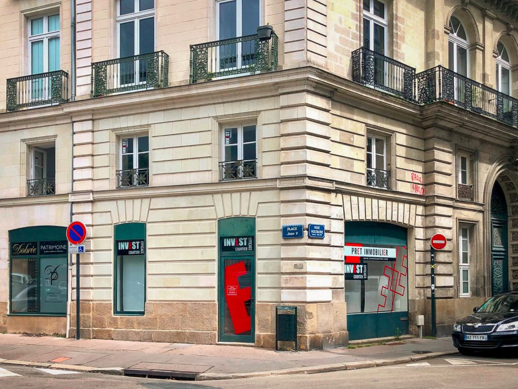 Agence Invest Courtier Efficace à Nantes-centre