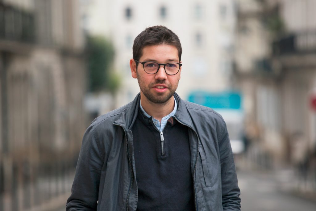 Sébastien Sarazin - Invest Courtier Efficace - Courtier en prêt immobilier à Rezé