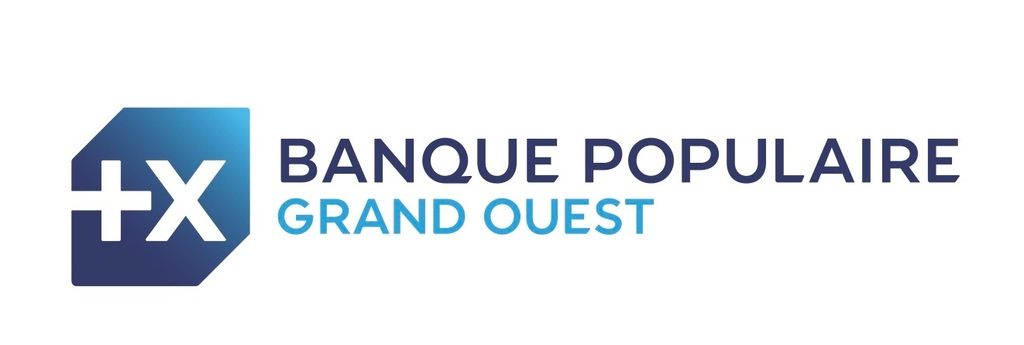 Logo Banque Populaire Grand Ouest
