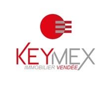 Logo Keymex immobilier Vendée