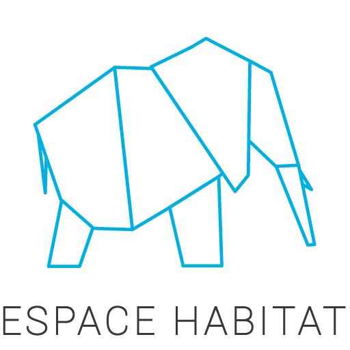 Logo Espace Habitat à Rezé