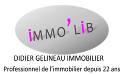 logo Immo'lib