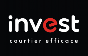 Logo - Invest Courtier Efficace